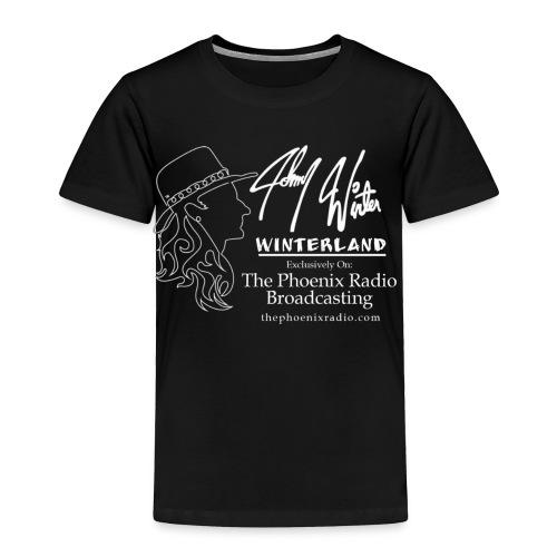 Johnny Winter's Winterland - Toddler Premium T-Shirt