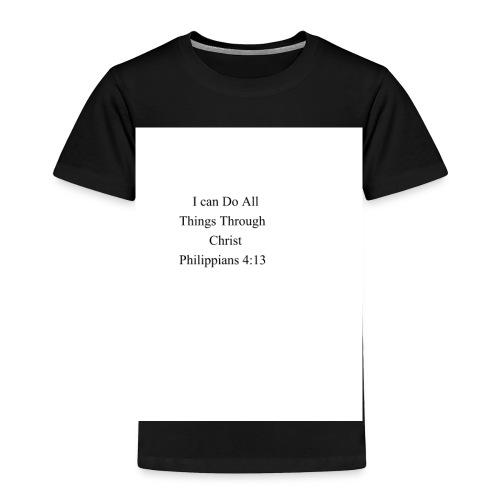 Remember God's word - Toddler Premium T-Shirt