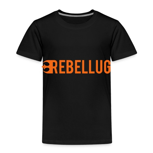 just_rebellug_logo - Toddler Premium T-Shirt
