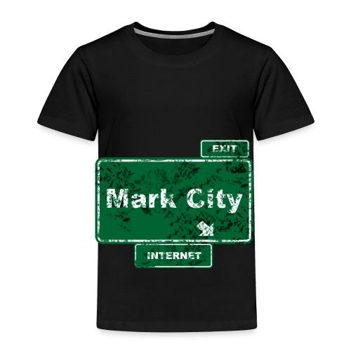 Mark City - Toddler Premium T-Shirt