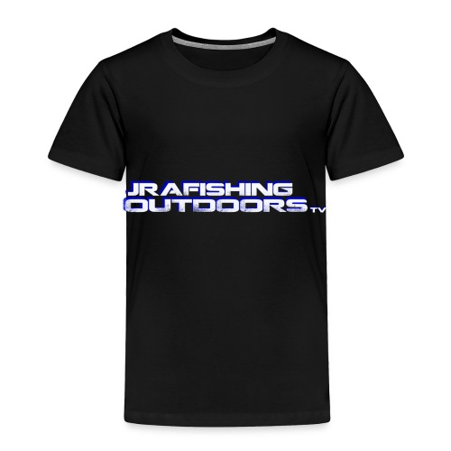 JRAFishing Oudoors - Toddler Premium T-Shirt