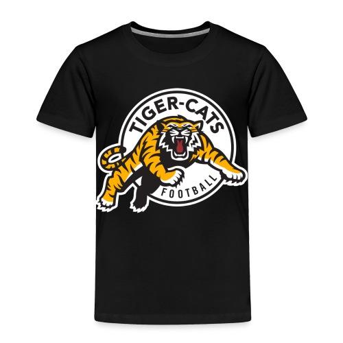 Hamilton Tiger Cats - Toddler Premium T-Shirt