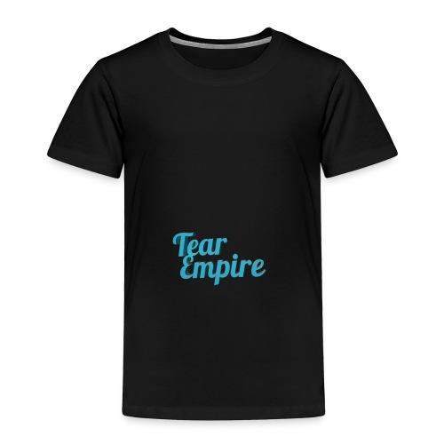 Tear empire logo - Toddler Premium T-Shirt