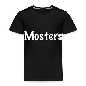 Mosters t-shirt - Toddler Premium T-Shirt