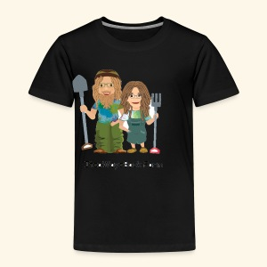 itzawayzback - Toddler Premium T-Shirt