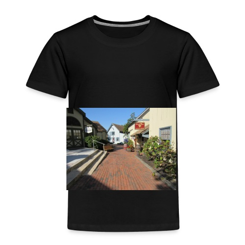 Historic Village - Toddler Premium T-Shirt