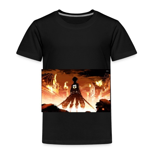 Attack of the titan - Toddler Premium T-Shirt