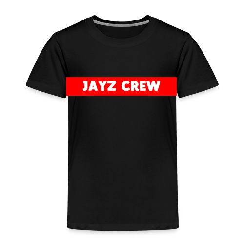 LIMITED JAY CREW SUPERME LOOK - Toddler Premium T-Shirt