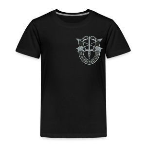 SF Crest - Toddler Premium T-Shirt