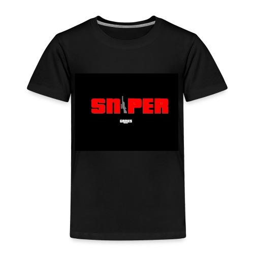 Sniper - Toddler Premium T-Shirt