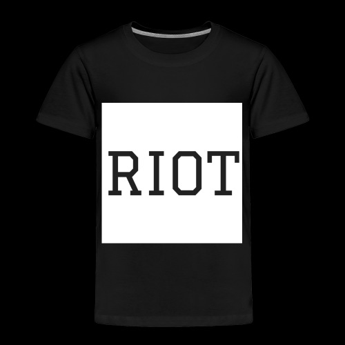 Riot Tee - Toddler Premium T-Shirt