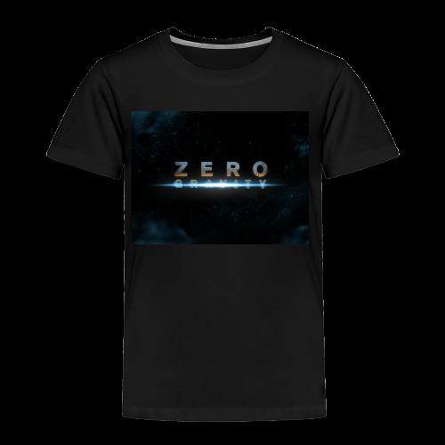 ZeroGravity - Toddler Premium T-Shirt