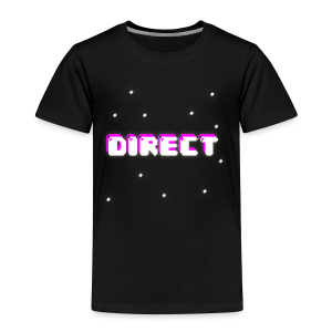 DirectShop Official T-Shirt - Toddler Premium T-Shirt