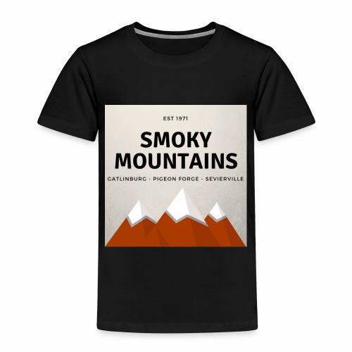 Smoky Mountains - Toddler Premium T-Shirt