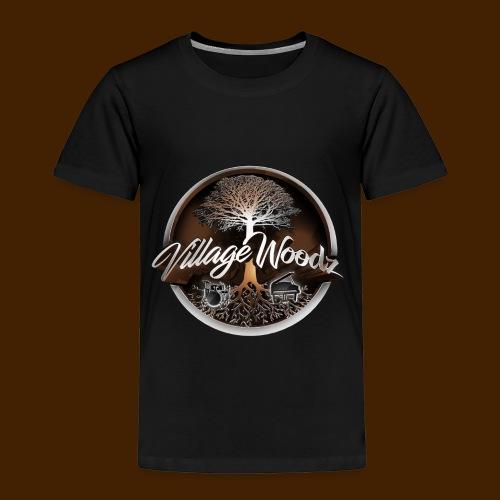 Village Woodz - Toddler Premium T-Shirt