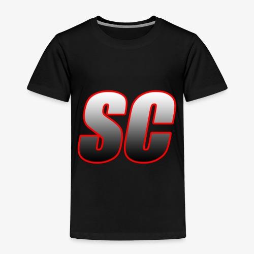 SamuraiCrew Logo - Toddler Premium T-Shirt