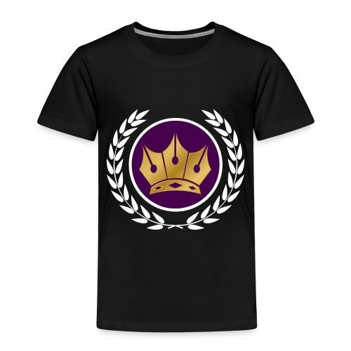 Her Majesty's Royal Typo Brigade Logo - Toddler Premium T-Shirt