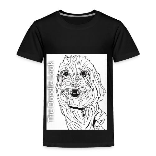 The Doodle Look - Toddler Premium T-Shirt