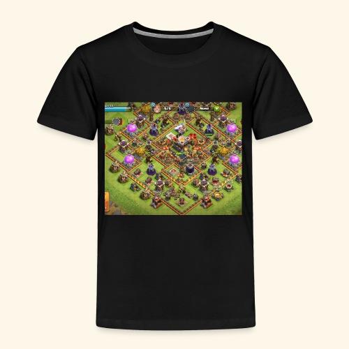 clash of popular - Toddler Premium T-Shirt