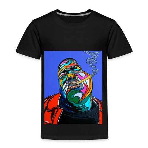 Notorious-B-I-G set 1 - Toddler Premium T-Shirt