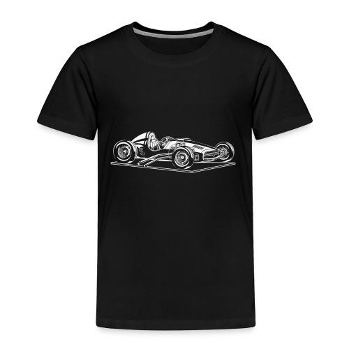 Classic racing car - Toddler Premium T-Shirt