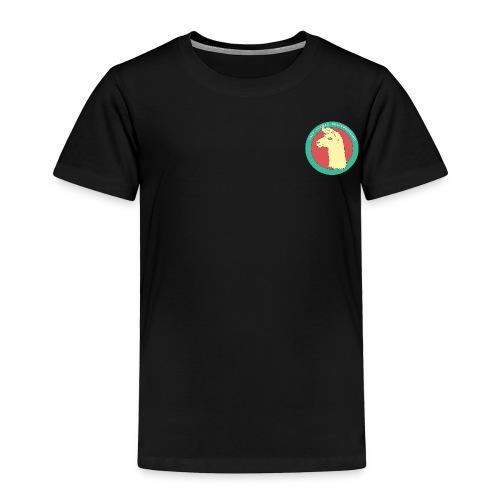 Lazy Llama - Toddler Premium T-Shirt