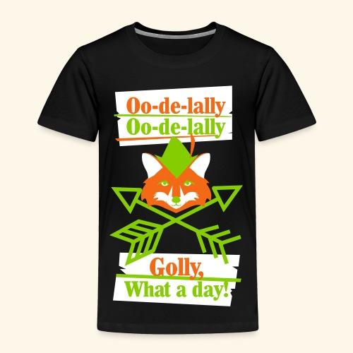 Ooodelally2 - Toddler Premium T-Shirt
