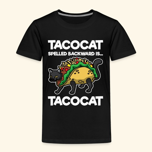 Tacocat is Tacocat - Toddler Premium T-Shirt