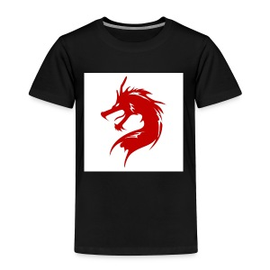 team fire dragon - Toddler Premium T-Shirt