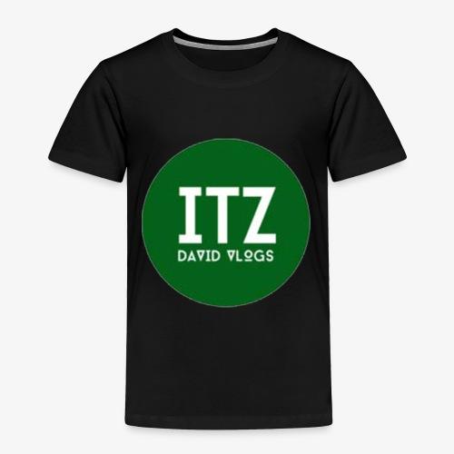 ITZ DAVID VLOGS - Toddler Premium T-Shirt