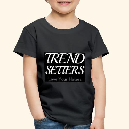 LOVE YOUR HATERS EDITON - Toddler Premium T-Shirt