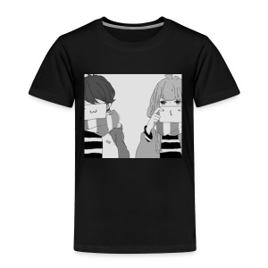 Boy x Girl - Toddler Premium T-Shirt