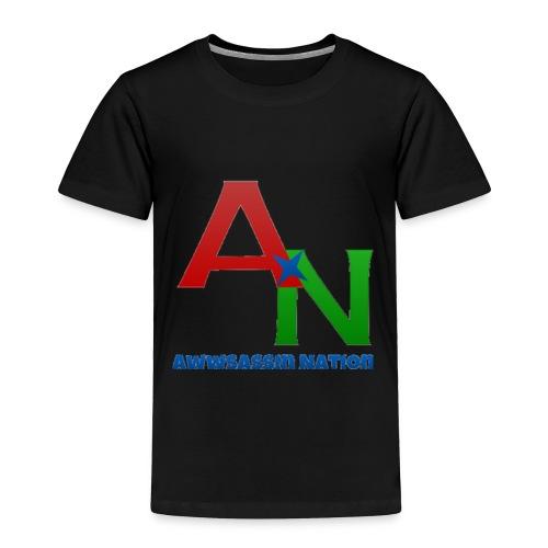 Awwsassin Nation - Toddler Premium T-Shirt