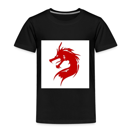 team fire dragon - Toddler Premium T-Shirt