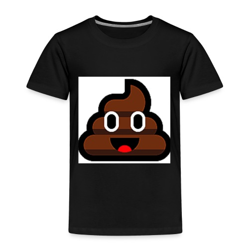 poop - Toddler Premium T-Shirt