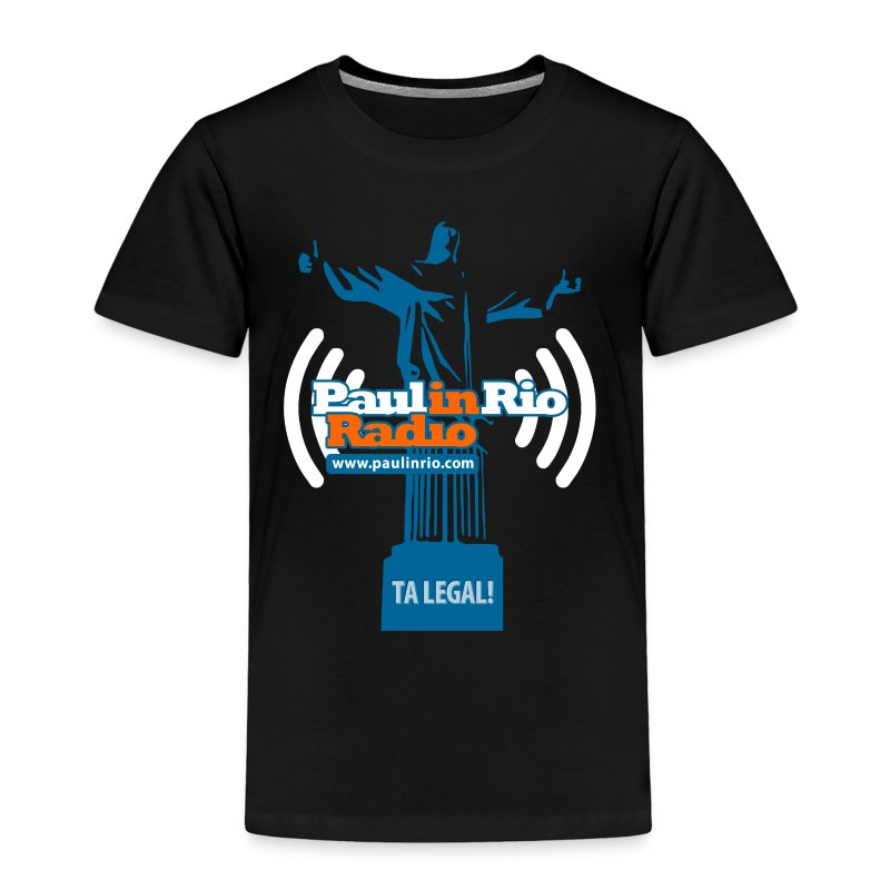 Paul in Rio Radio - The Thumbs up Corcovado #2 - Toddler Premium T-Shirt