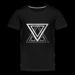 ABNF Badge Logo - Toddler Premium T-Shirt