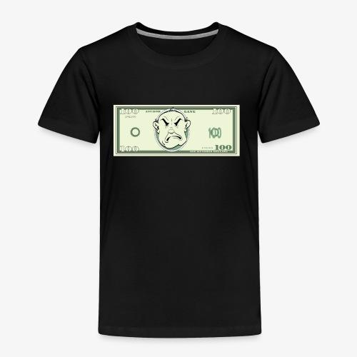 The Hundo tee - Toddler Premium T-Shirt