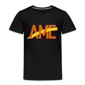 AME Golden Orange Logo - Toddler Premium T-Shirt