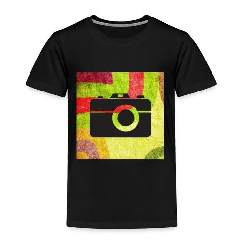 Stylist camera design - Toddler Premium T-Shirt