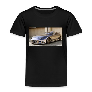 Toyota Supra Eric Fox - Toddler Premium T-Shirt