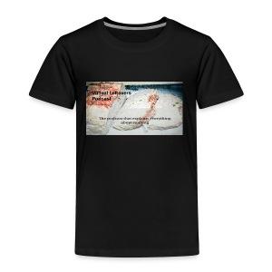 Virtual Leftover Podcast Meatloaf logo - Toddler Premium T-Shirt