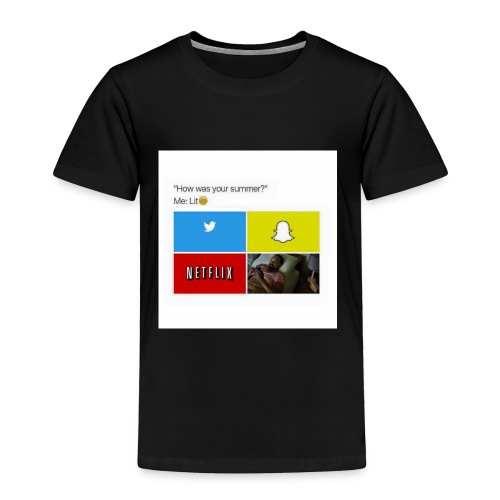 First shirt - Toddler Premium T-Shirt