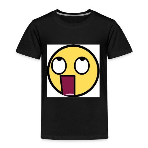 shocked f - Toddler Premium T-Shirt
