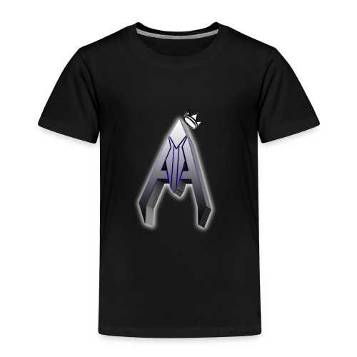 Avoh Black and white King edition - Toddler Premium T-Shirt