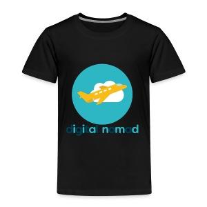 Digital nomad - Toddler Premium T-Shirt
