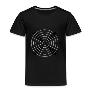 Polar Crosshairs - Toddler Premium T-Shirt