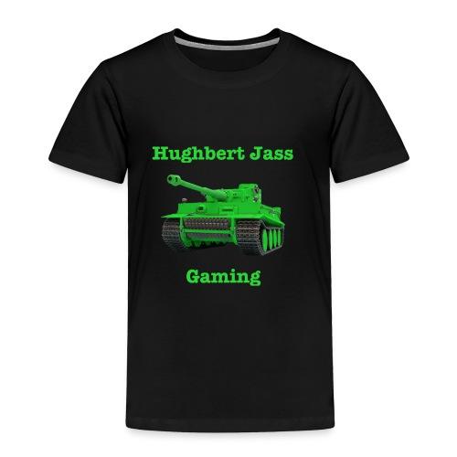 HughbertJassGamingTiger - Toddler Premium T-Shirt