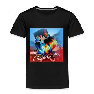 Logo de Clezoulou59 2016-2017 - T-shirt premium pour enfants