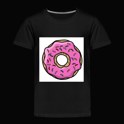 Doughnut Style - Toddler Premium T-Shirt